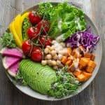 tabla de alimentos - informacion nutricional