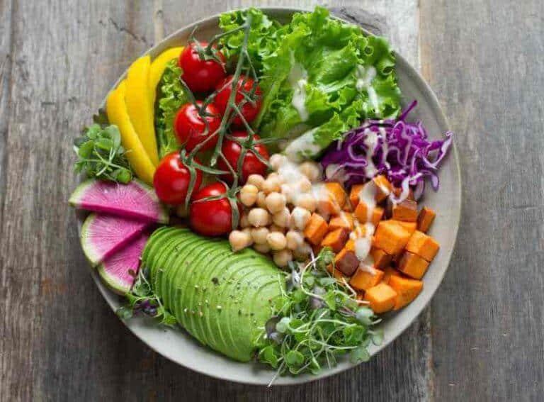 tabla de alimentos - información nutricional