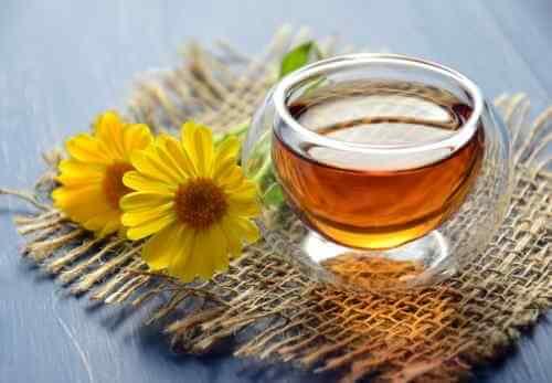 leche y miel para el dolor de garganta